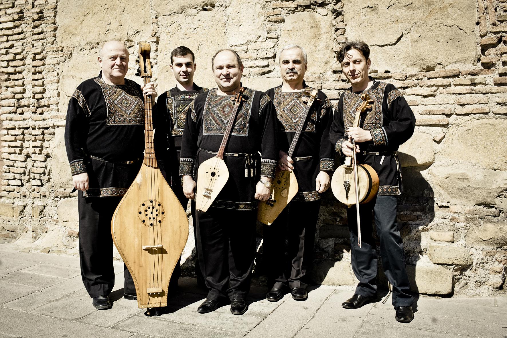 Quintet Urmuli